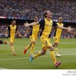 أتلتيكو مدريد بطل الدوري الاسباني