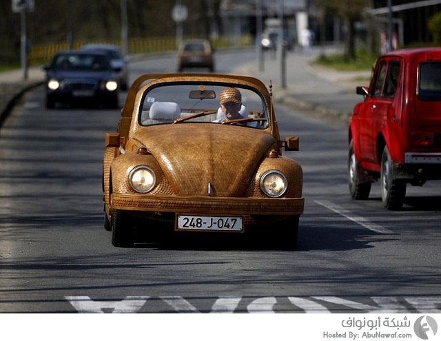أقدم سيارة لفولكس فاجن