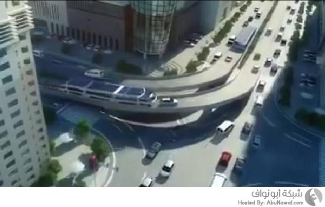 الإزدحام المروري في الصين