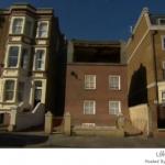المنزل المنزلق في بريطانيا