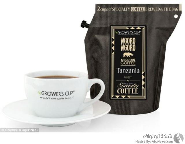 تحضير فنجان القهوة