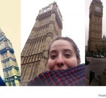 لندن الأولى في نشر صور السيلفي