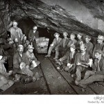 عمال مناجم النحاس