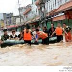 فيضانات شرق الصين