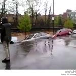 كارثة كبيرة بسبب الأمطار