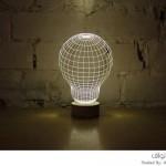 مصابيح ثلاثية الأبعاد