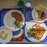 وجبات غداء مدرسية