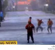 يرقصون في وسط الإعصار