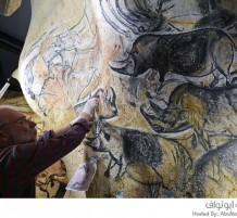 رسومات العصر الحجري