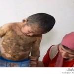 طفل كازاخستاني