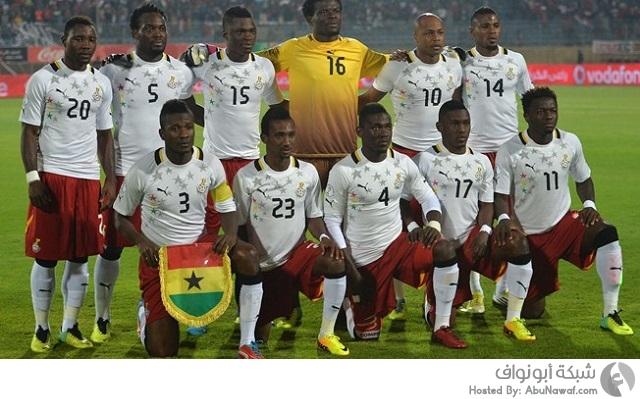 نجوم غانا