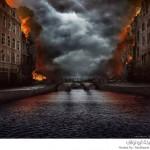 تدمير أكبر مدن