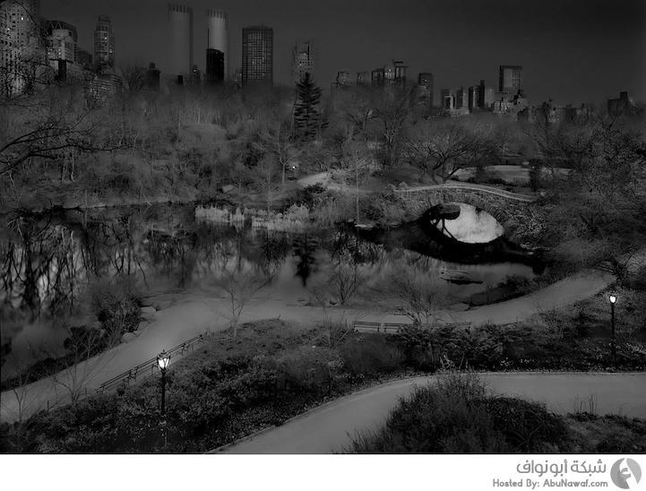 الحديقة المركزية في نيويورك