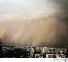 العاصفة الإيرانية المدمرة