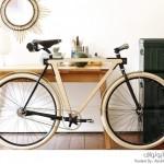 دراجة خشيبة