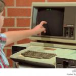 كمبيوتر من شركة أبل