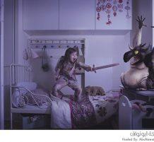 وحوش غرف النوم
