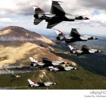 صور مذهلة لطائرات