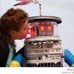 الروبوت هيتشبوت يقطع مسافة 6000 كيلومتر