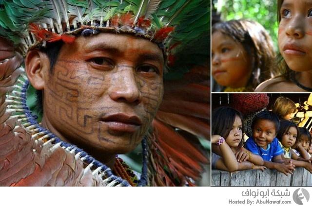 القبيلة الأكثر سرية في العالم