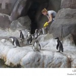 حديقة حيوانات موسكو