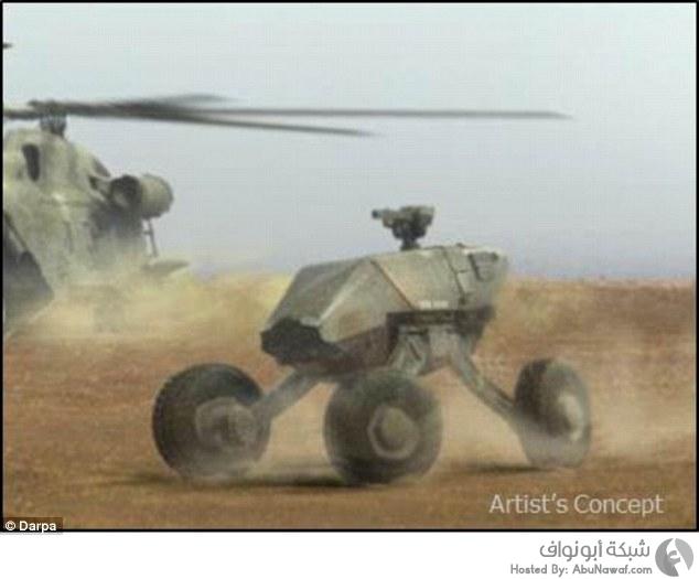 دبابة المستقبل