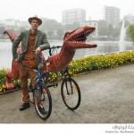 دراجة ديناصور