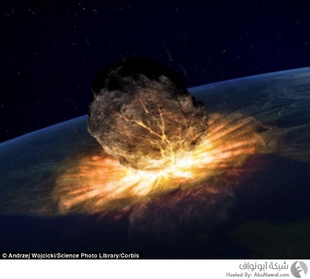 دمار الأرض ونهاية حياة البشر
