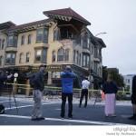 زلزال عنيف ضرب خليج سان فرانسيسكو