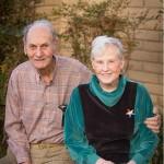 زوجان يفارقان الحياة معاً بعد زواج دام 62 عام