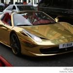 سيارات الأثرياء العرب