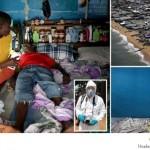 ضحايا فايروس الإيبولا