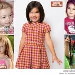 فتيات يتبرعن بشعرهن لضحايا السرطان