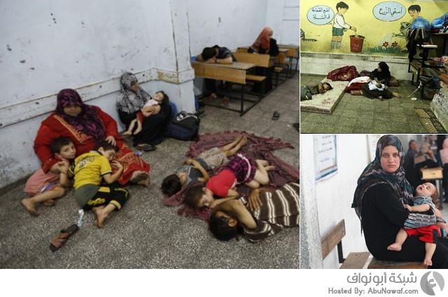 في غزة .. المدرسة تتحول إلى حُلم