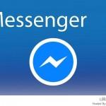 ماسنجر الفيسبوك