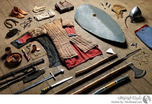 معدات عسكرية بريطانية