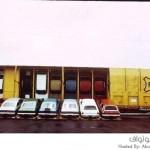 نقل السيارات قديما 4