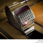 HP ساعة إلكترونية