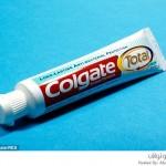 التحذير من معجون أسنان كولجيت