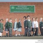 مدرسة بريطانية تستقبل 6 توائم