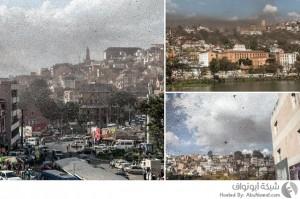 ملايين من الجراد تحجب سماء مدغشقر