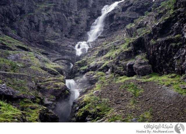 شلالات النرويج