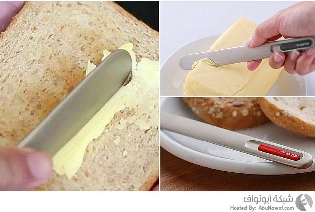 """""""SpreadThat"""" سكين تعمل بحرارة جسم الإنسان"""