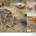 العثور على جثث جنود ألمان