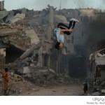 باركور في غزة