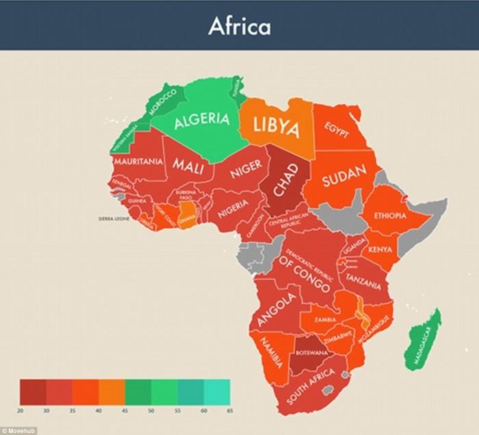أفريقيا