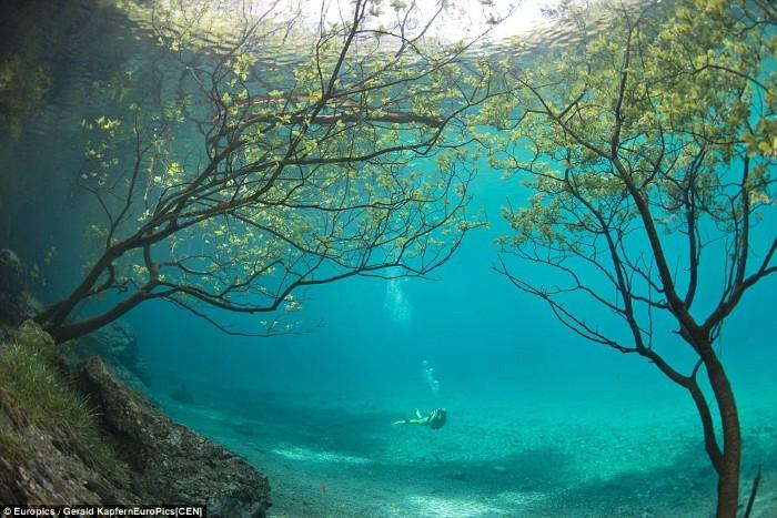 البحيرة الخضراء