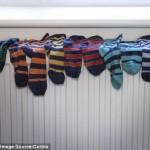 خطر تجفيف الملابس في المنزل