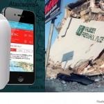 تطبيق يتنبأ بالزلزال