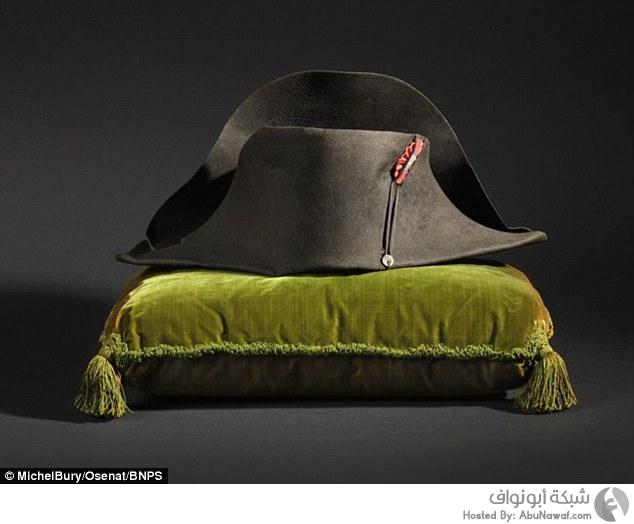 قبعة نابليون بونابرت